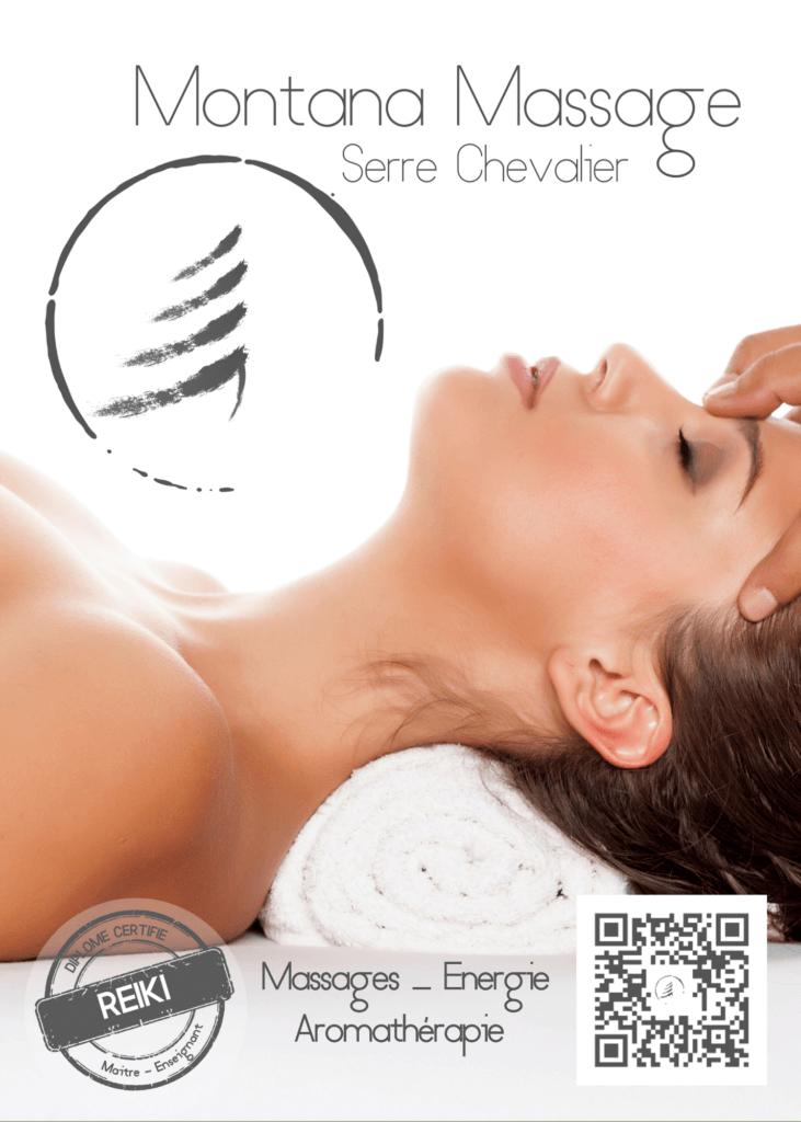 Massage Monetier les bains à Briançon - Montana massage Serre Chevalier